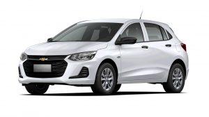 Chevrolet Onix Turbo [divulgação]