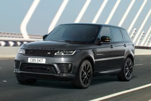 Range Rover Sport HSE Dynamic Black [divulgação]