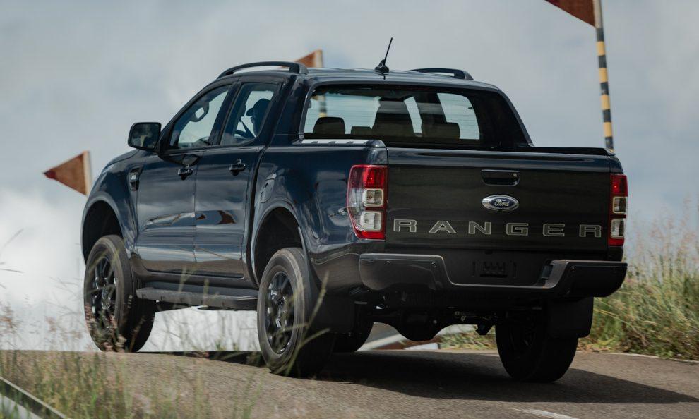 Ford Ranger Black [divulgação]