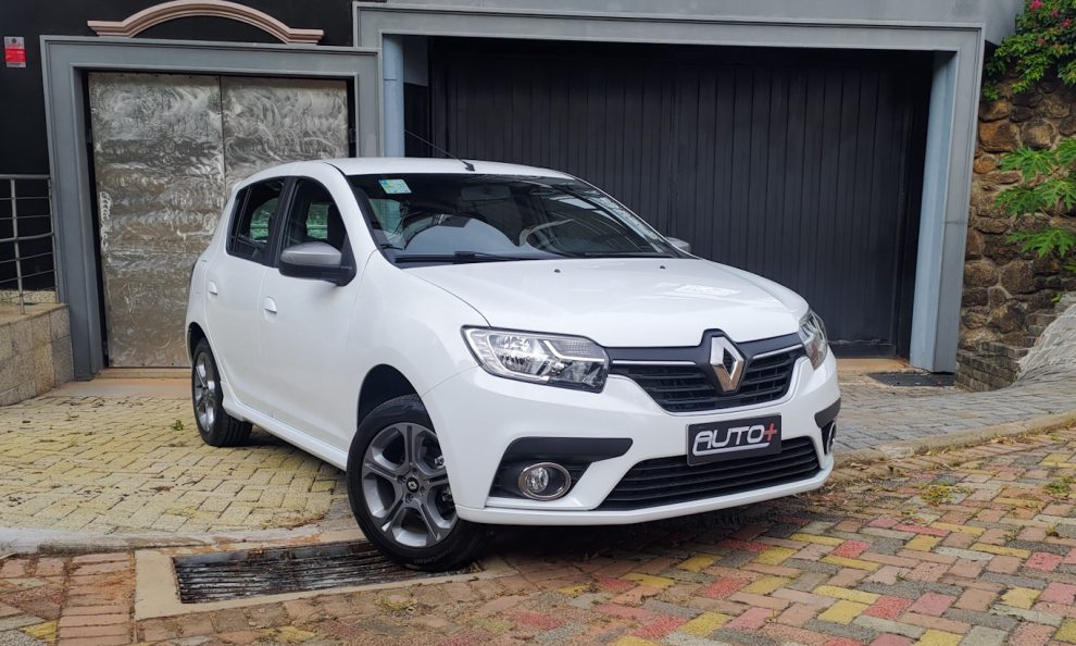 Renault Sandero GT Line 2021 [Auto+ / João Brigato]