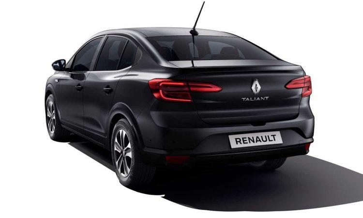 Renault Taliant [divulgação]