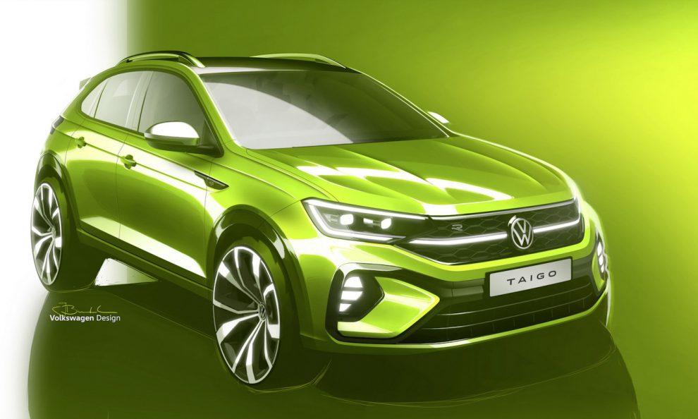Volkswagen Ñivus R-Line [divulgação]