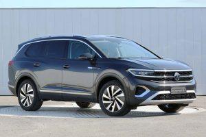 Volkswagen Talagon [Ministério de Patentes China]