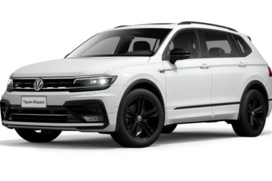 Volkswagen Tiguan Allspace R-Line Black Style [divulgação]