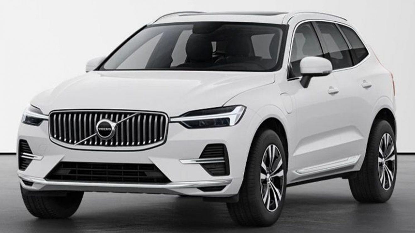 Volvo XC60 2022 [divulgação]