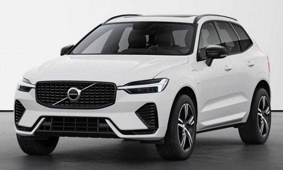 Volvo XC60 R-Deisgn 2022 [divulgação]