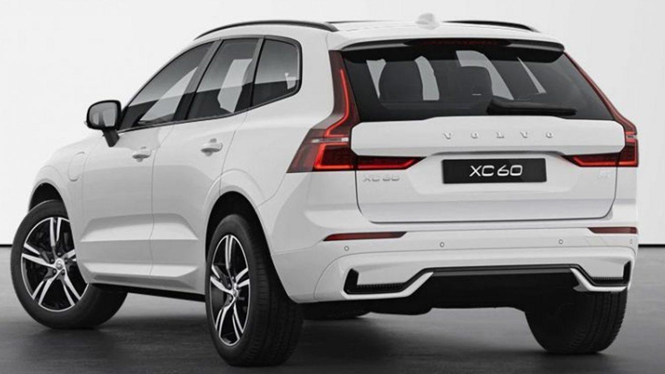 Volvo XC60 R-Design 2022 [divulgação]