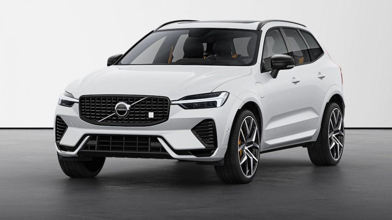 XC60 Polestar 2022 [divulgação]