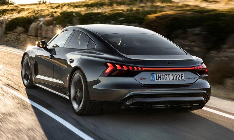 Audi RS e-tron GT [divulgação]