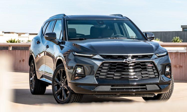 Chevrolet Blazer [divulgação] SUV