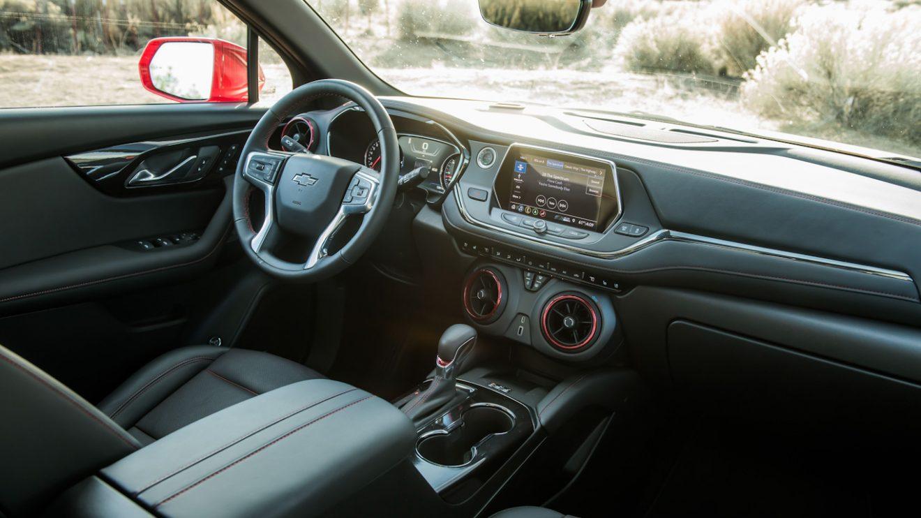 Chevrolet Blazer [divulgação]