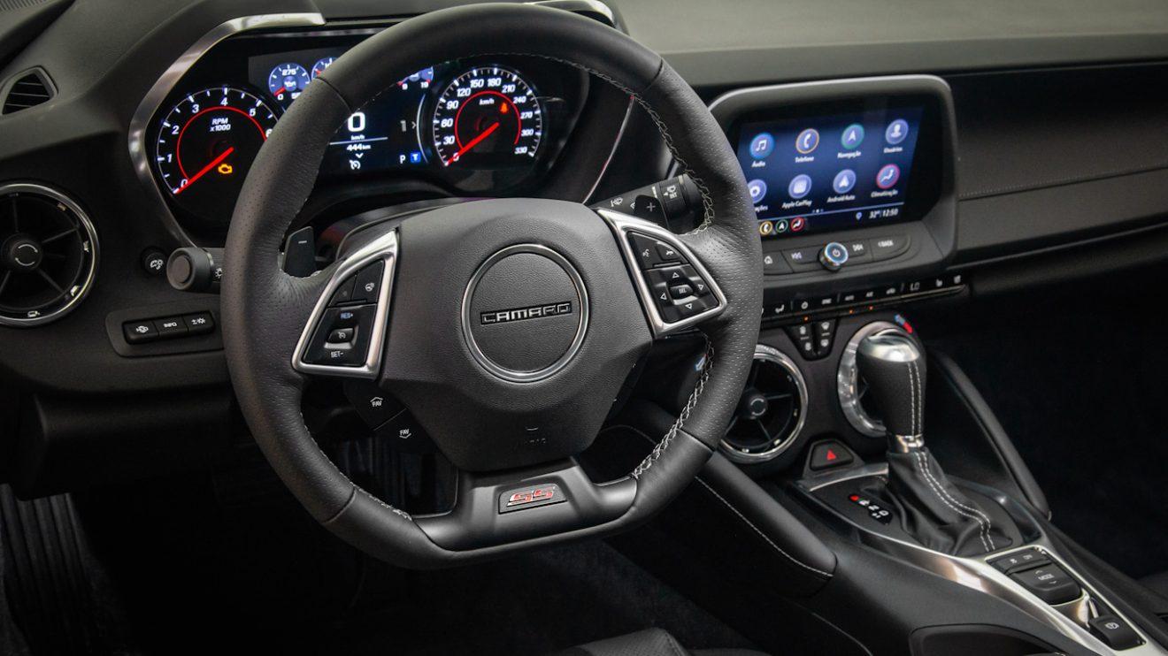 Chevrolet Camaro [divulgação
