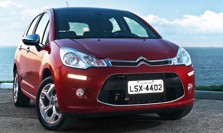 Citroën C3 [divulgação]
