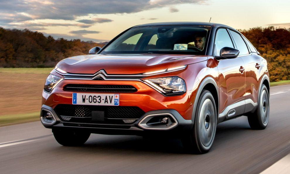 Citroën C4 2022 [divulgação]