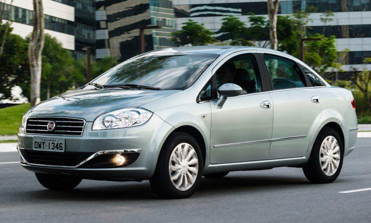 Fiat Linea [divulgação] carros