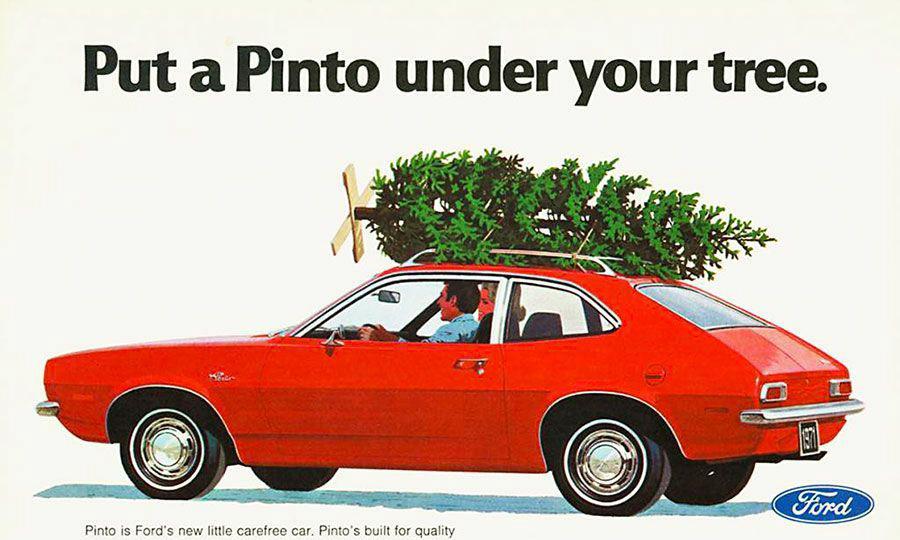 Ford Pinto [divulgação] carros
