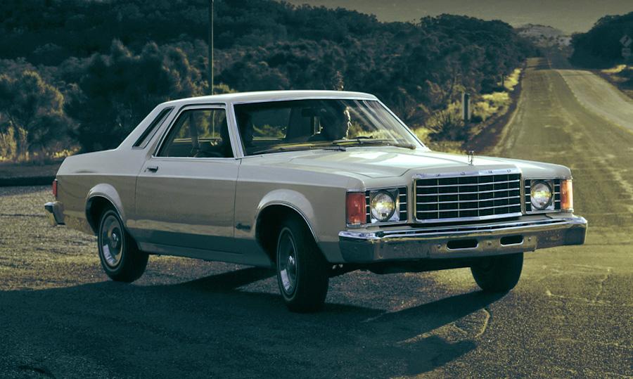Ford Granada mk1 americano [divulgação]