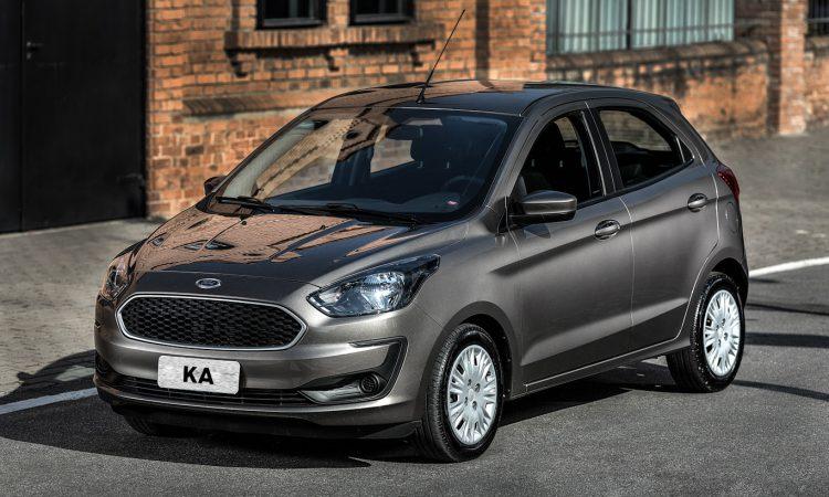 Ford Ka [divulgação]