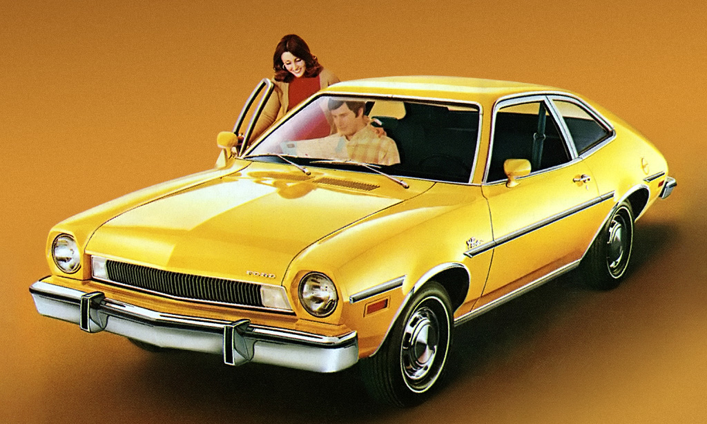 Ford Pinto [divulgação]