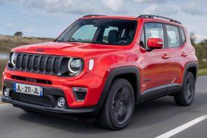 Jeep Renegade 4Xe [divulgação]