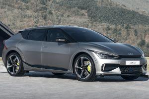 Kia EV6 GT [divulgação]