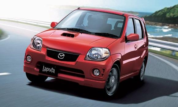 Mazda Laputa [divulgação]