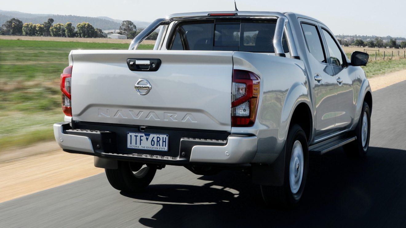 Nissan Navara [divulgação] carros