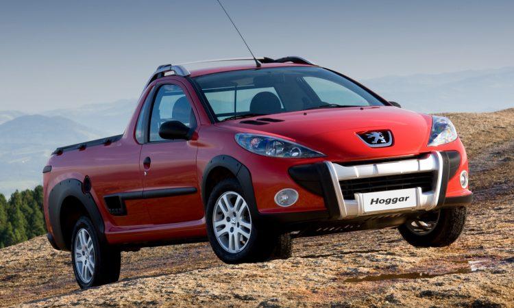 Peugeot Hoggar [divulgação] carros