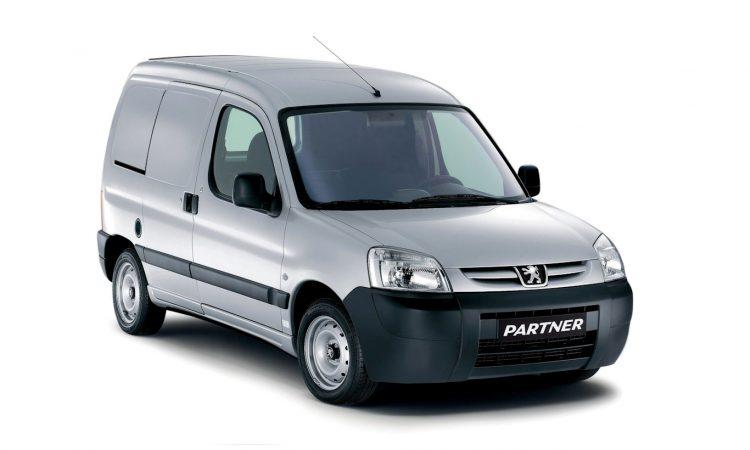 Peugeot Partner [divulgação]
