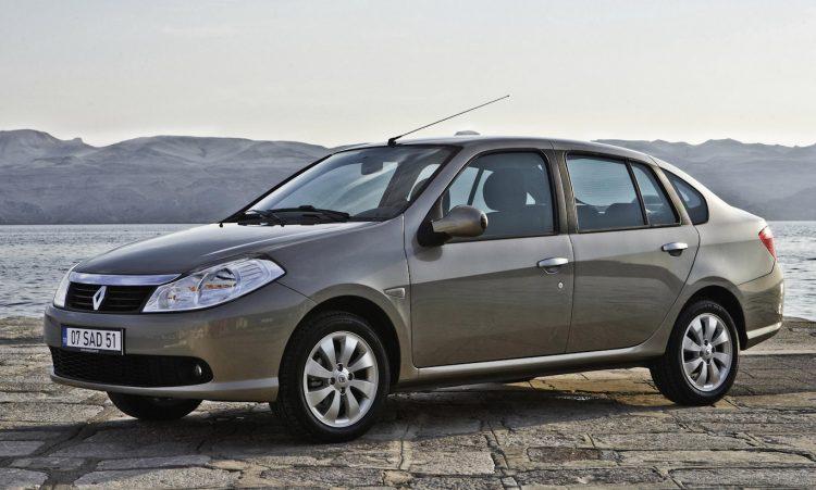 Renault Symbol [divulgação] carros