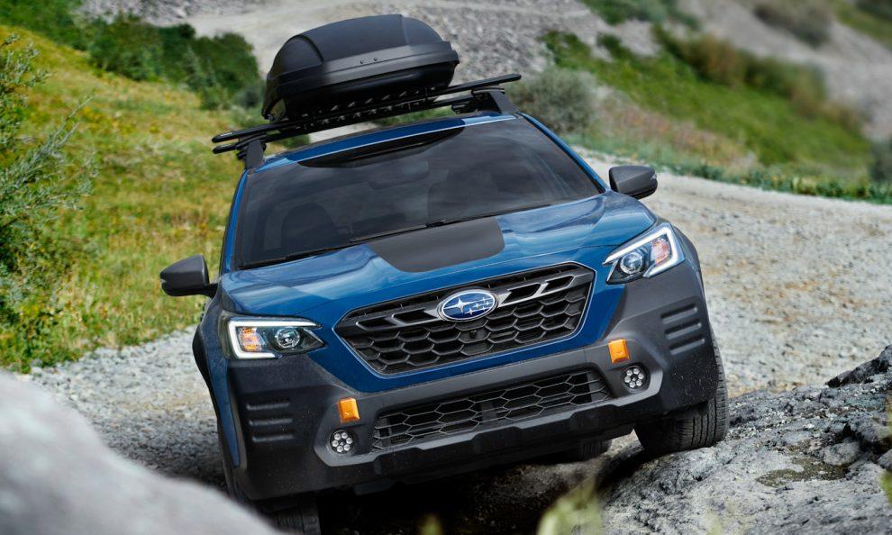 Subaru Outback Wilderness [divulgação]