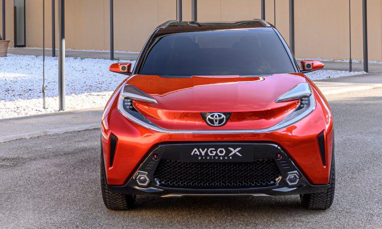 Toyota Aygo X Prologue [divulgação]