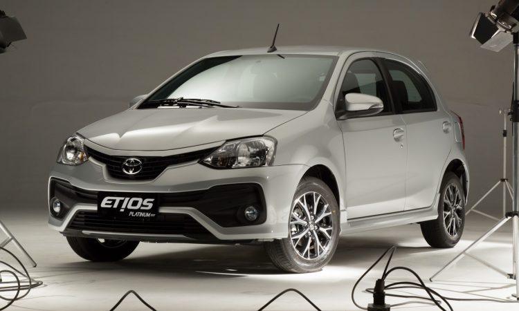 Toyota Etios [divulgação]