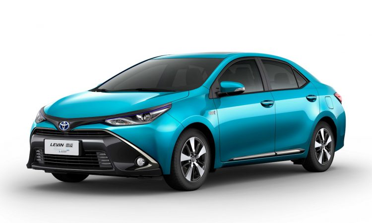 Toyota Levin PHEV [divulgação]