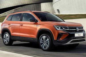 Volkswagen Taos Russo [divulgação]