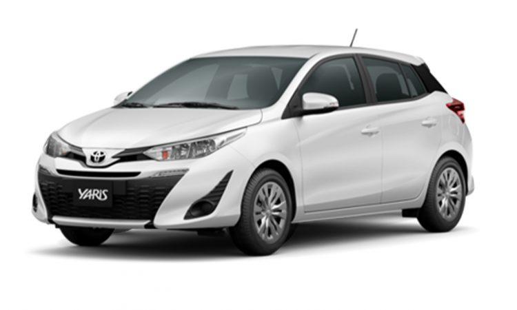 Toyota Yaris XL Live [divulgação]