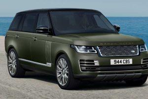 Land Rover Range Rover SVAutobiography Long-Wheelbase Ultimate Edition [divulgação]
