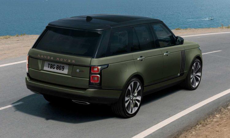 Land Rover Range Rover SVAutobiography Dynamic  Ultimate Edition [divulgação]