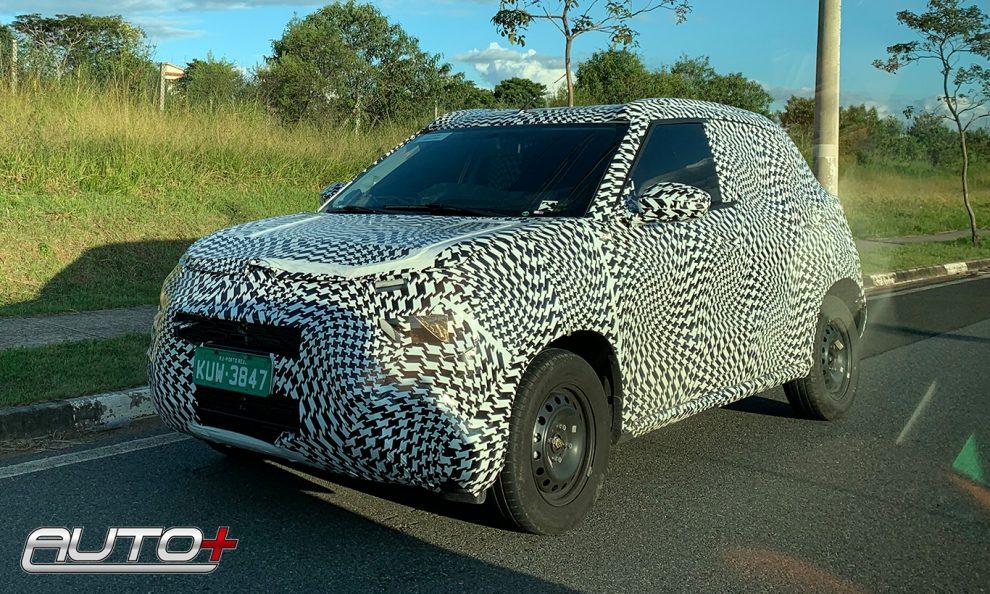 Flagra Citroën C3 2022 [Walter Costa]
