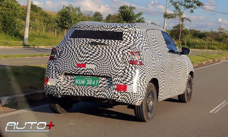 Flagra Citroën C3 2022 [João Brigato]