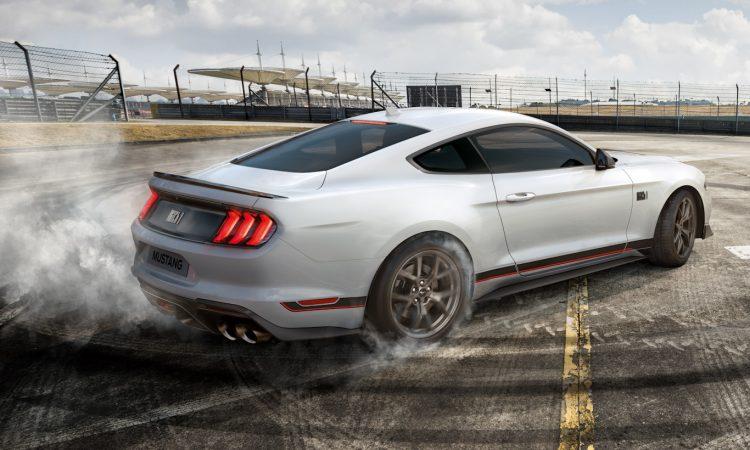 Ford Mustang Mach 1 [divulgação]