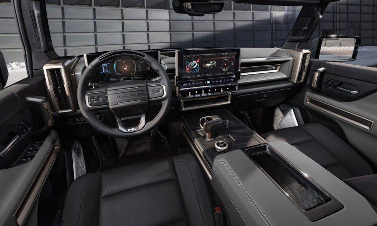GMC Hummer EV SUV [divulgação]
