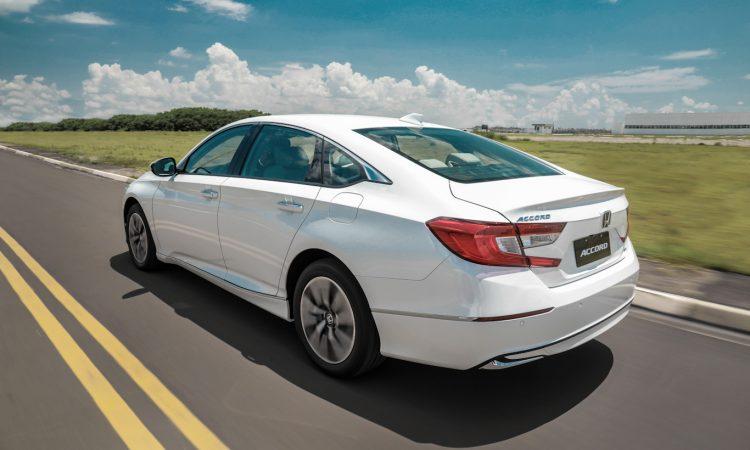 Honda Accord e:HEV [divulgação]