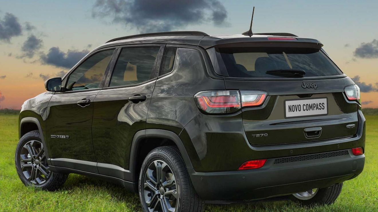 Jeep Compass 2022 [divulgação] turbo