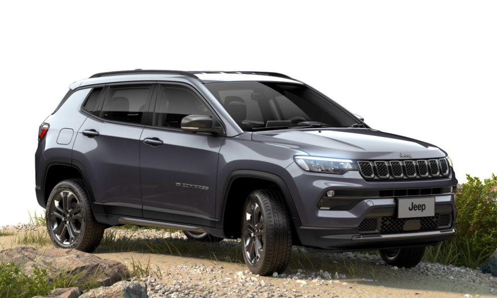 Jeep Compass 2022 [divulgação]