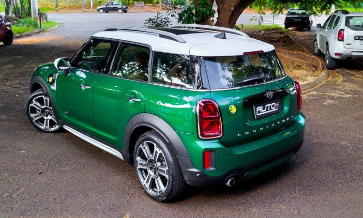 Mini Countryman Cooper SE [Auto+ / João Brigato]