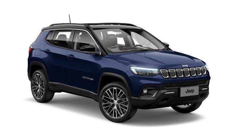 Jeep Compass Limited Diesel 2022 [divulgação]