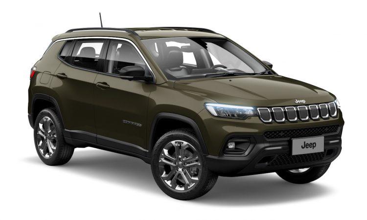 Jeep Compass Longitude Diesel 2022 [divulgação]