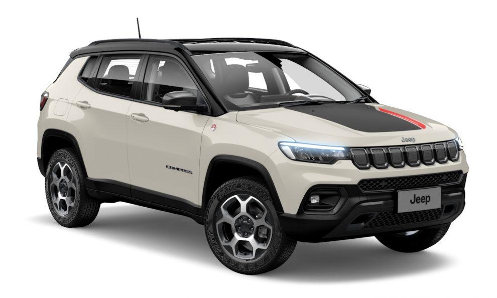 Jeep Compass Trailhawk Diesel 2022 [divulgação]