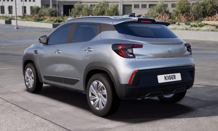 Renault Kiger RXL [divulgação]